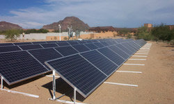 If Tucson could someday host a solar-powered train, it can certainly support solar-powered houses.