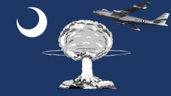 The U.S. Air Force Dropped an Atomic Bomb on South Carolina in 1958