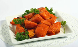 Sweet potatoes are anything but a boring vegetable. See more vegetable pictures.