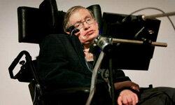 Scientist Stephen Hawking