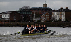 Oxford University rowing club