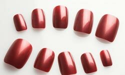 Fake nails don't have to look tacky -- and they can be a great deterrent to biting.
