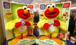 Remember when Elmo was the hot toy?