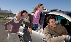 Take the family on a summertime road trip.