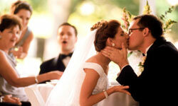 Marriage is a beautiful thing, but is it still so great at tax time? See more pictures of kisses.