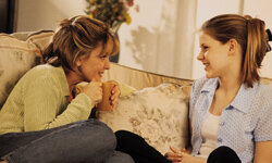 An uncomfortable conversation might be difficult, but don't be surprised if you end up feeling closer to your teen.