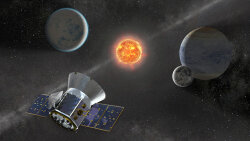 New NASA Satellite Is Hunting for Distant Planets