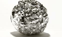 Biting aluminum foil can be a painful experience.