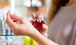 What is your skin type? You should know that before you select a perfume.