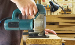 A few simple steps can leave your tools in great shape. See more pictures of power tools.