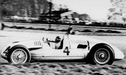 Auto Union Type D race car