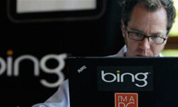 Microsoft's Bing search engine appeared in 2009 and quickly generated buzz online.