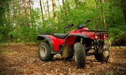 Without proper care and maintenance, mechanical devices can spell trouble for a forest.