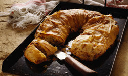 Cabbage strudel: dessert or main course?