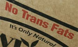 Trans fats are bad for your health, and are often found in partially hydrogenated oils.