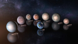 Are Alien Worlds in TRAPPIST-1 More Habitable Than Thought?