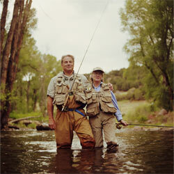 Fishing vests for the whole family!