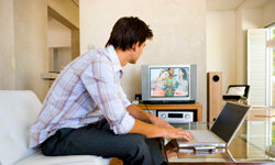 You're probably already watching things online. Why split your attention (and double your bills) by paying for TV and Internet when just Internet might do?