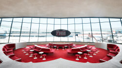 Landmark TWA Flight Center Now Stuns as Hotel