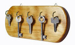 Never misplace those keys again -- just make sure they're labeled!