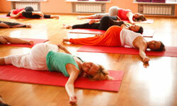 It may take time for you to reap the benefits of yoga.