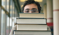 If your teen is especially good at academics, his peers might consider him part of the nerdy crowd.