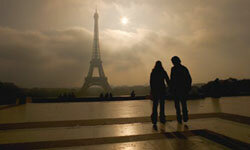 Famous Landmarks Image Gallery Travelers are more willing to spend these days, but a week in Paris is going to still require some frugal choices. See more pictures of famous landmarks.