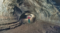 Lava Tubes on Earth Could Prepare Us for Life on the Moon and Mars