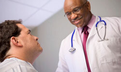 Have your blood checked periodically and talk to your doctor about what the numbers mean.