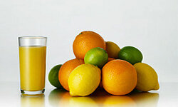 Vitamin C can help boost your immune system.