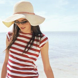 Stripes are everywhere this spring, so learn how to wear them right.