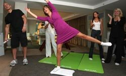 """""""Wii Fit"""" kicked off the fitness gaming revolution, and few people playing were any the wiser that their memory function was also getting exercise."""