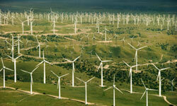 Could wind farms like these fuel the future? Some studies say they could -- and then some!