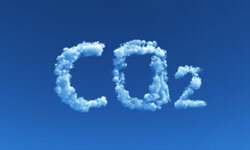 See ya, CO2! Wind energy has great potential for carbon dioxide reduction.