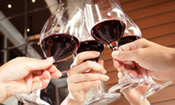 Is toasting to good health counterproductive?