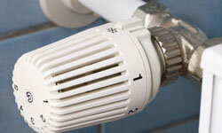 Get some simple tips to lower your heating bills.