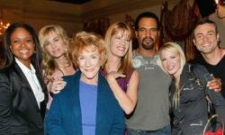 The cast of The Young and the Restless celebrate their soap staying the number one rated daytime drama series for twenty years straight.