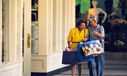 Americans over the age of 50 are responsible for half of all discretionary spending in the United States.