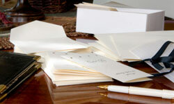 Traditional wedding invitations can cost almost as much as a honeymoon. And it's no fun stuffing envelopes.