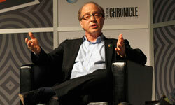 Ray Kurzweil speaks at the 2012 SXSW Music, Film + Interactive Festival in Austin, Texas.