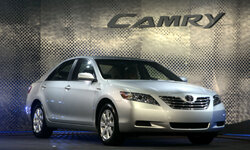 A 2007 Toyota Camry