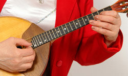This is a balalaika. Admit it, you didn't know what it was until you saw the picture.