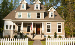 You can always build a white picket fence, but you can't change your house's location.