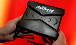 Mobile routers like this one offered by Autonet ensure that you're connected to the Internet wherever you roam.