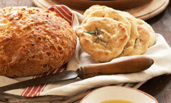 Potato bread-- greatwith wheat flour.