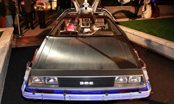 "The DeLorean didn't make our list but it still makes us yell out ""great Scott!"" See more pictures of sports cars."