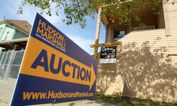 Auctions sometimes offer excellent deals, but there may be other complications you have to consider.