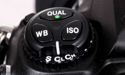 Your camera should have settings for white balance.
