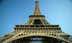 People have been jumping from the Eifel Tower for decades -- some have lived to tell their tale, while others have not.
