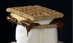 Try some new twists on that old favorite, s'mores.